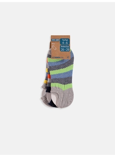 LC Waikiki Çorap Seti Lacivert